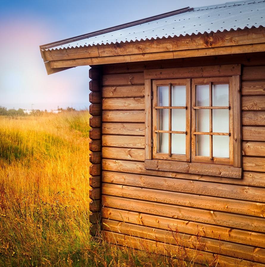 Domy z bali jak budować