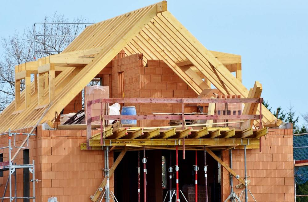 Jak wykonać wiązary dachowe?